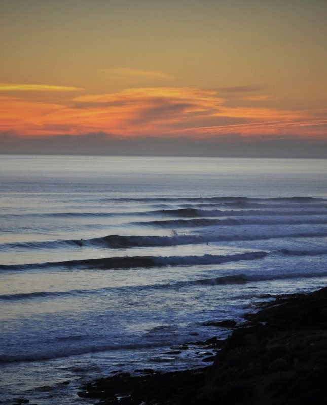 anchor pt sunset