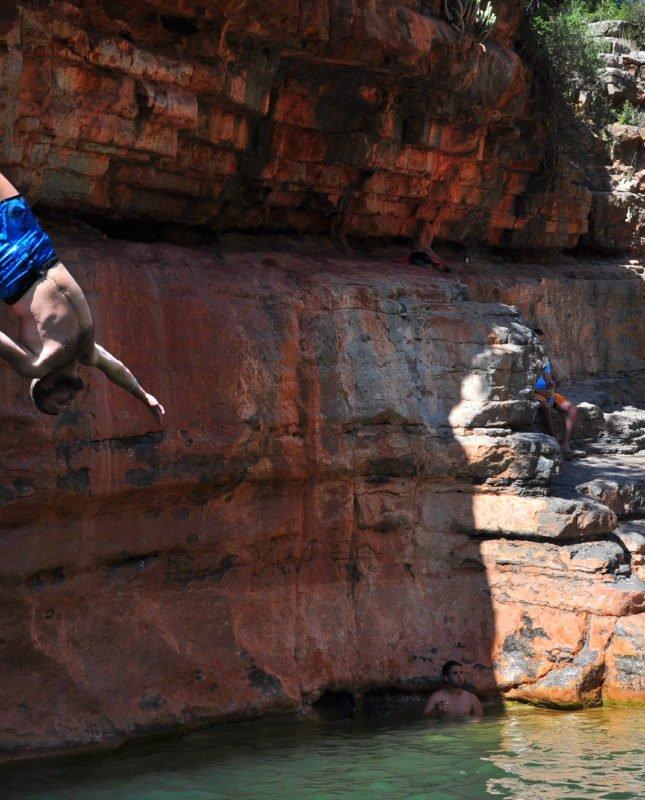 paradise valley jump