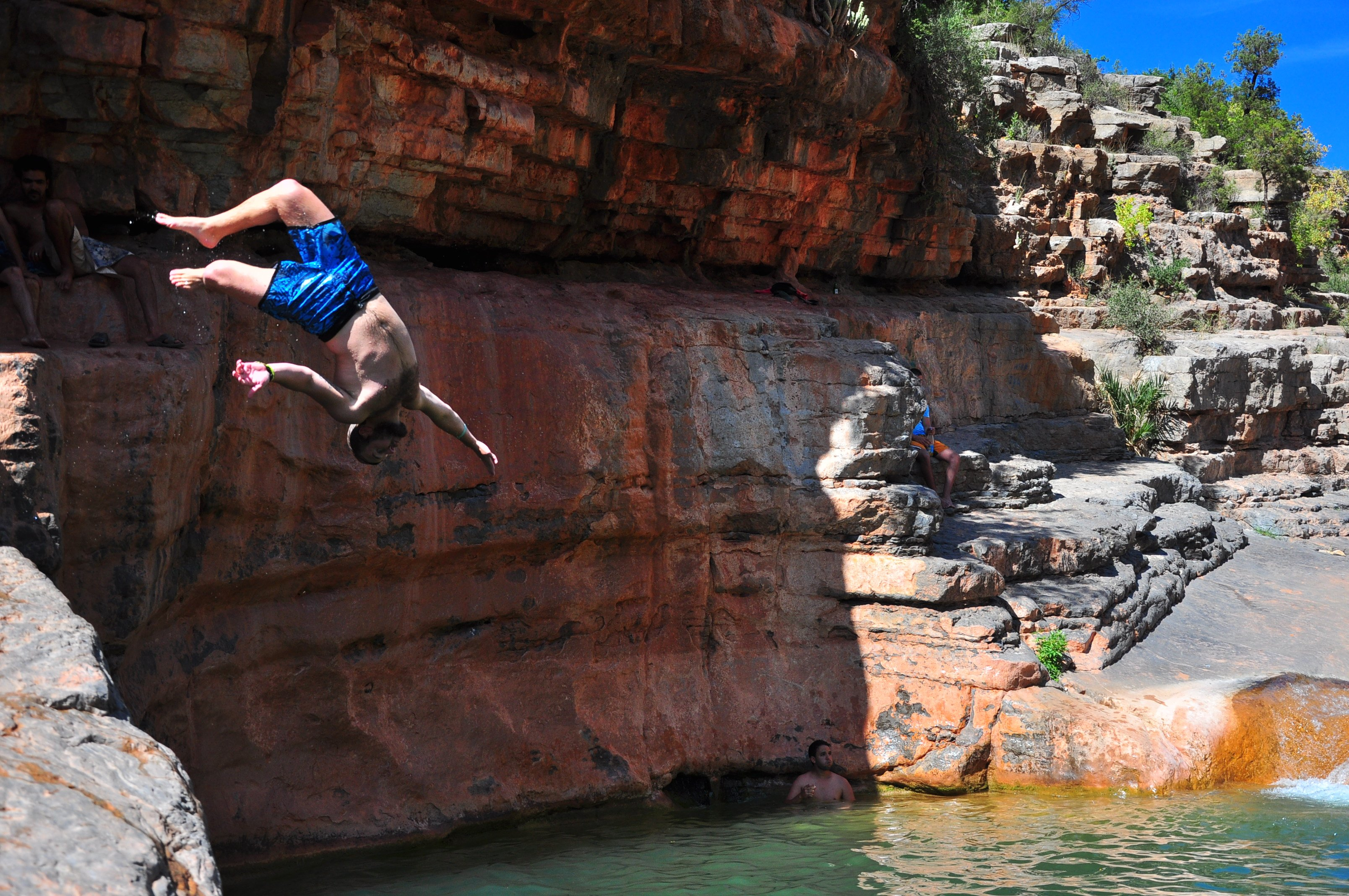 paradise valley jump