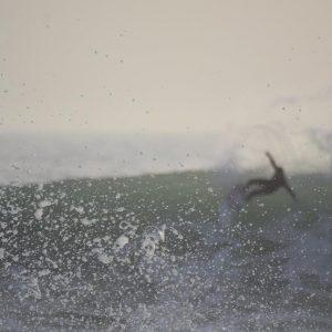 blurry surf