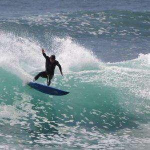 surfer turn